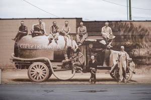 Early Tremonton Fire Department
