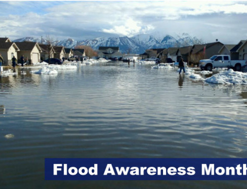 March is Flood Awareness Month