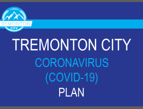 Tremonton City CoronaVirus (Covid-19) Plan